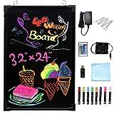 Voilamart LED Message Writing Board, 32