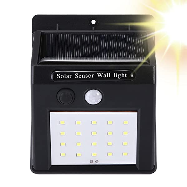 Motion sensor lights outdoorpathonor 20 led wireless weatherproof motion sensor lights outdoorpathonor 20 led wireless weatherproof solar powered wall lights with activated auto aloadofball Image collections