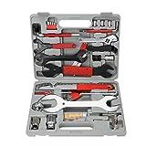 OCGIG 48 Pcs Professional Bike Repair Tools Set Kit Multi-Functional Bicycle Maintenance Tools (Color: 48 Pcs Bike Repair Tool)