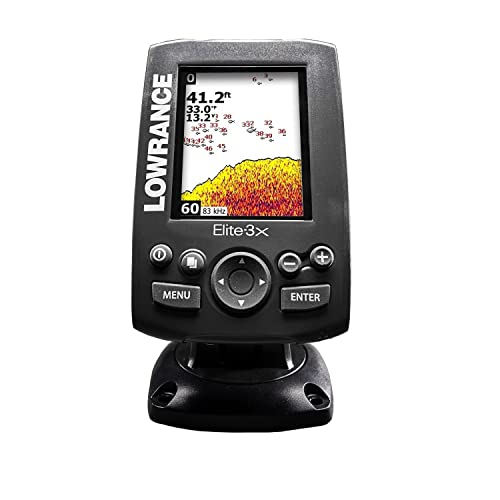 Lowrance 000-11448-001 Elite-3X - the best fish finder