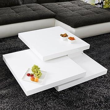 couchtisch cube weiss wei hochglanz glas lack klavierlack loungetisch tisch beistelltisch dee268. Black Bedroom Furniture Sets. Home Design Ideas