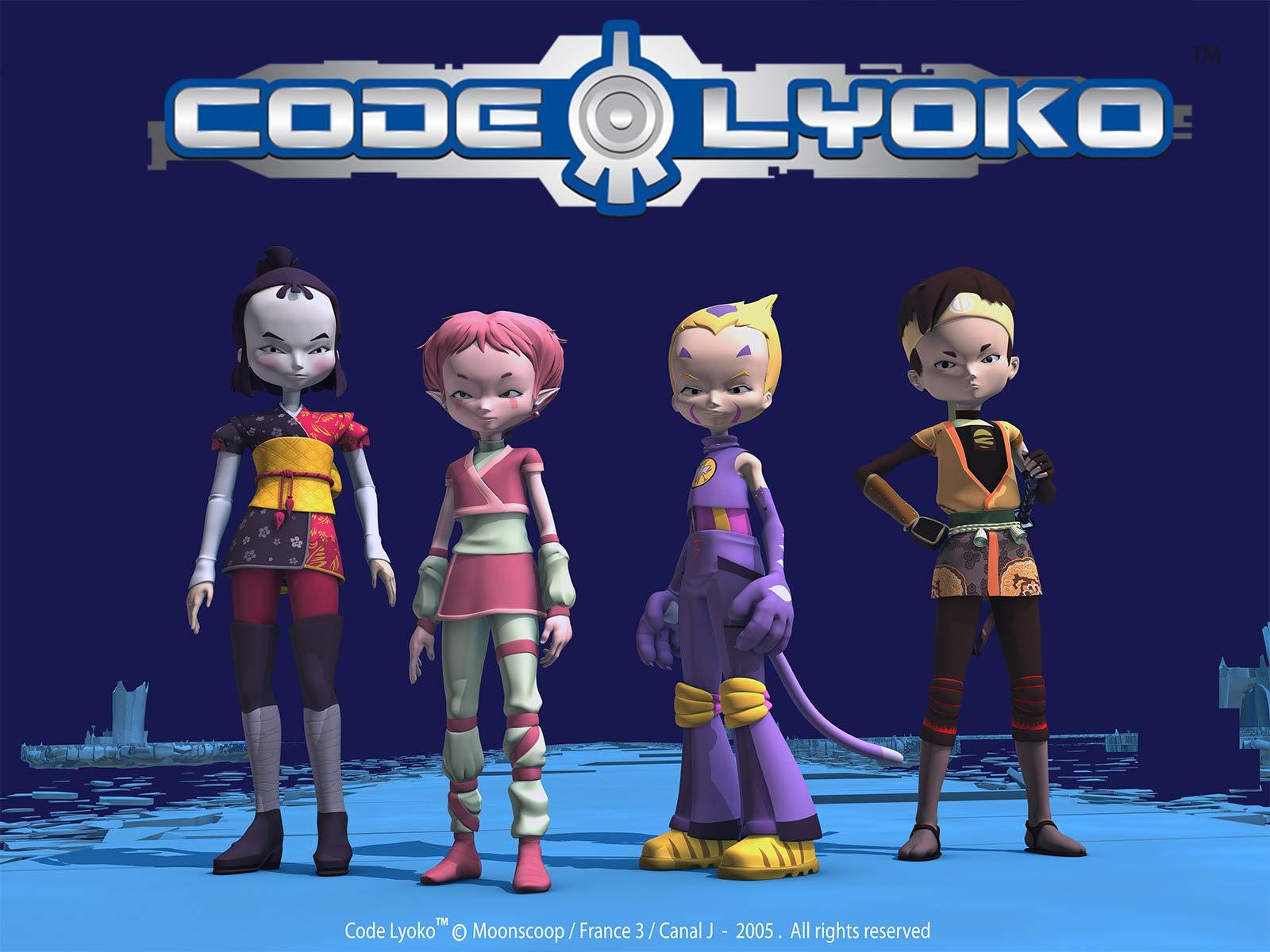 Code Lyoko - Season 1