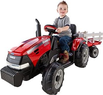 Peg Perego Case IH Magnum Tractor