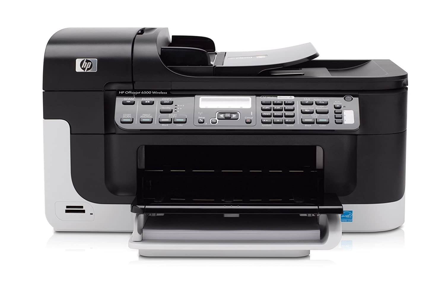 HP Officejet 6500 Wireless Multifunktionsgerät