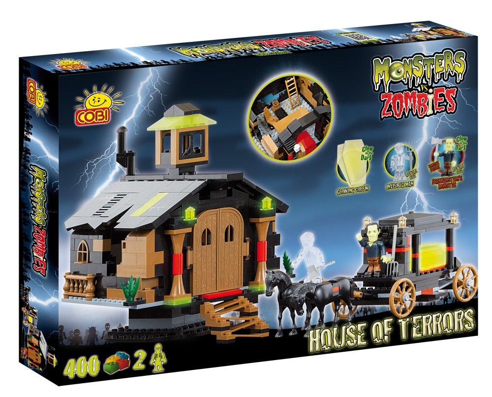 Monsters vs Zombies, House of Nocturnus und Glühende im Dunkeln Frankensteins Monster online kaufen