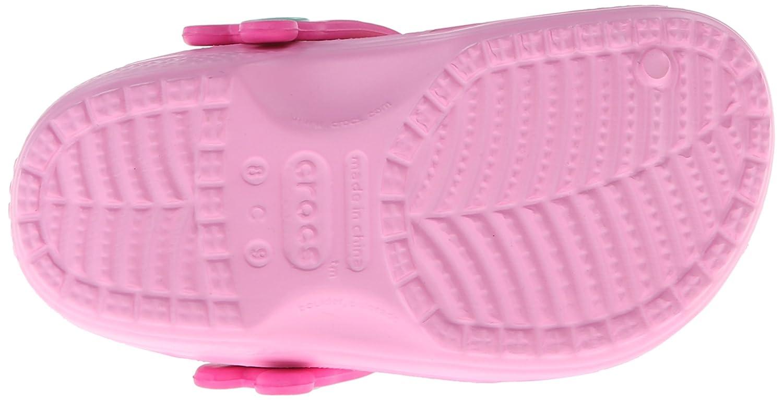 crocs Girls' CC Minnie Jet Set Clog