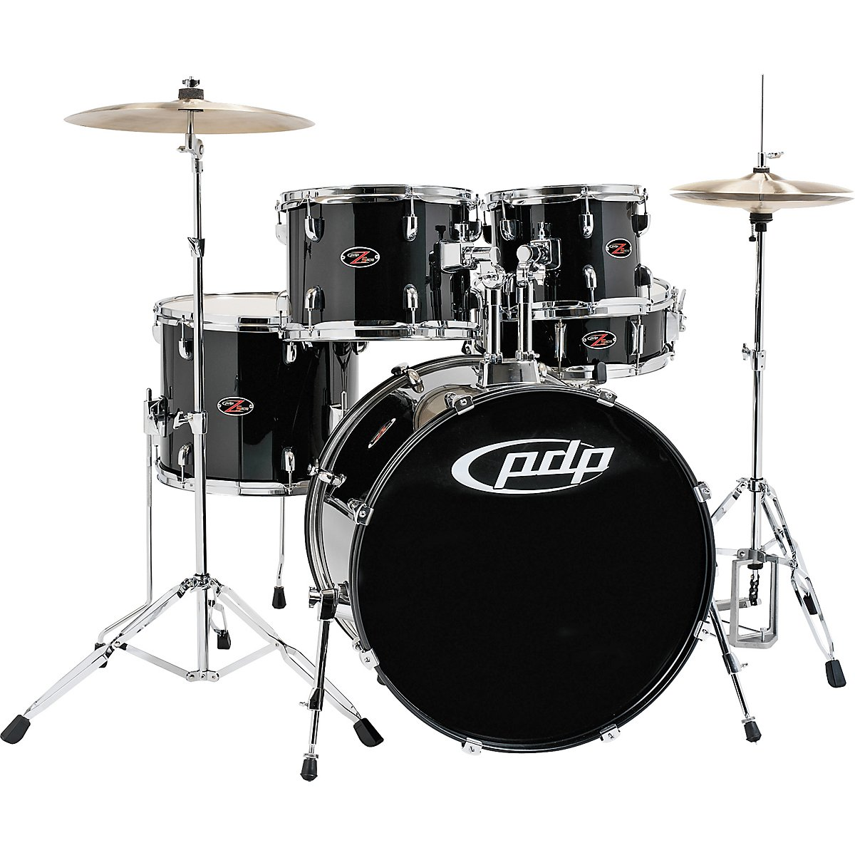 Black Cymbal Set Cymbals Carbon Black