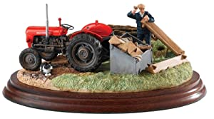 Border Fine Arts Studio Tractor Model Massey Ferguson Repairs Required       Customer reviews and more information