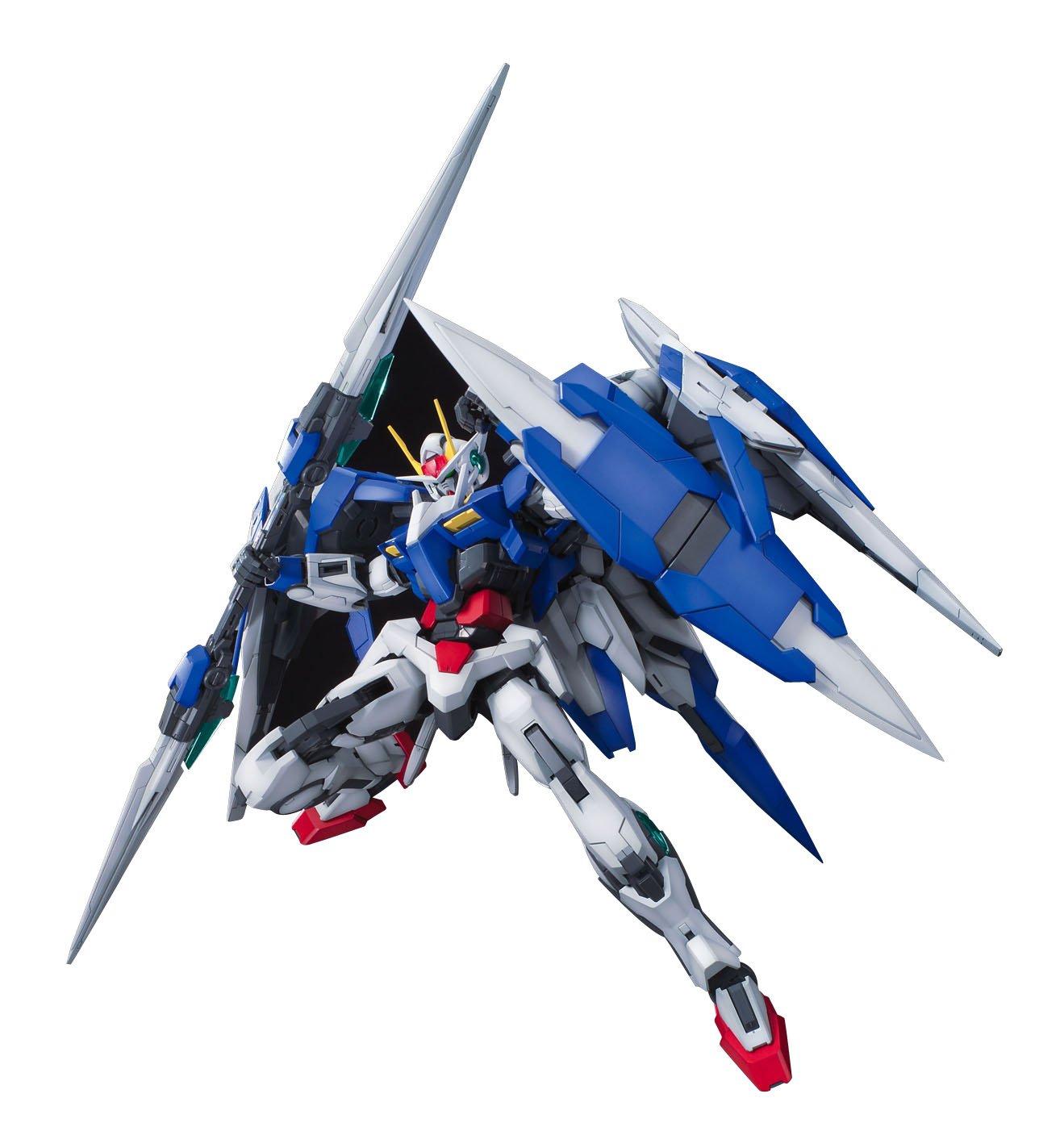 【ダブルオーガンダム】機動戦士ガンダム00シリーズ中最強クラスの機体!