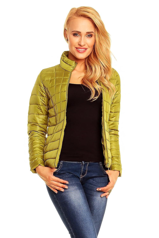 Sublevel Damen elegante Winter Jacke Daunen Look 44245 jetzt bestellen