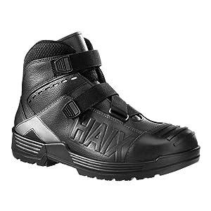 Haix Sicherheitsschuhe Rettungsdienst S3 Airpower G3 M, Farbeschwarz;Schuhgröße43 (UK 8.5)  Schuhe & HandtaschenKundenbewertung und Beschreibung