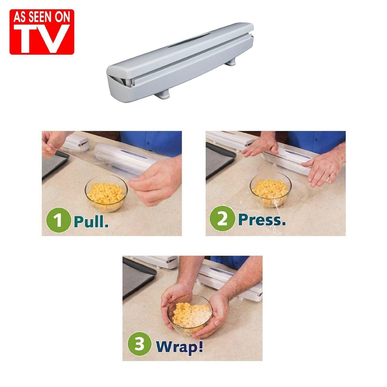 Cling Wrap Dispenser Wrap Dispenser Aluminum