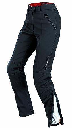 Spidi Glance U 56-026 H2OUT Pantalon de moto pour femme Noir Taille XXL