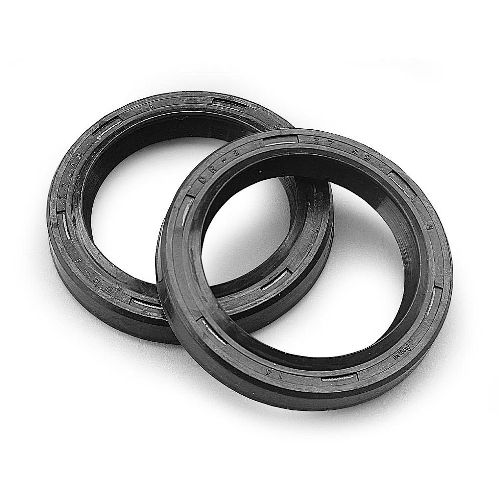 1977 Yamaha XS 750 Motorcycle Fork Seals for yamaha ttr250 ttr 250 1999 2006 motorcycle copper based sintered front
