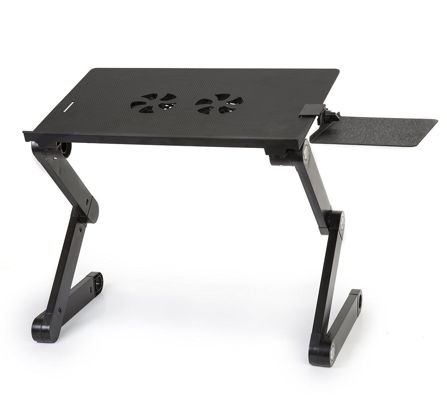 dp tray laptop table computer portable design dual layer tabletop multifuctional book bed ergonomics com amazon furinno adjustable desk vented stand