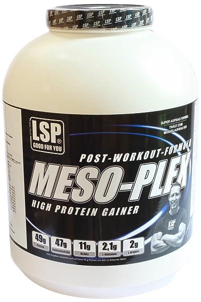 LSP Meso Plex Vanille, 1er Pack (1 x 3.5 kg)