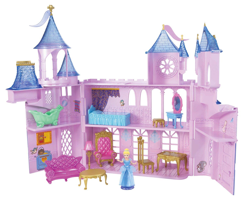 Disney Princess Castle Dollhouse Fel7 Com