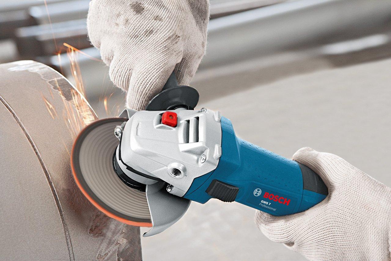 Bosch GWS 7-125 Professional - Amoladora angular