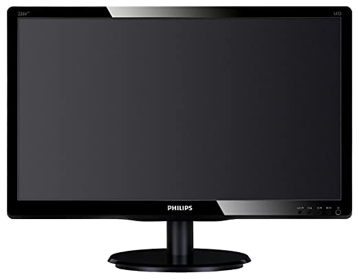 "Philips 196V4LAB2/00 Ecran PC LCD 18,5"" (46,25 cm) 1366 x 768 Noir"
