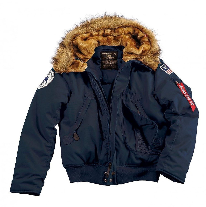 Alpha Industries Herren Jacke Polar Jacket SV online kaufen