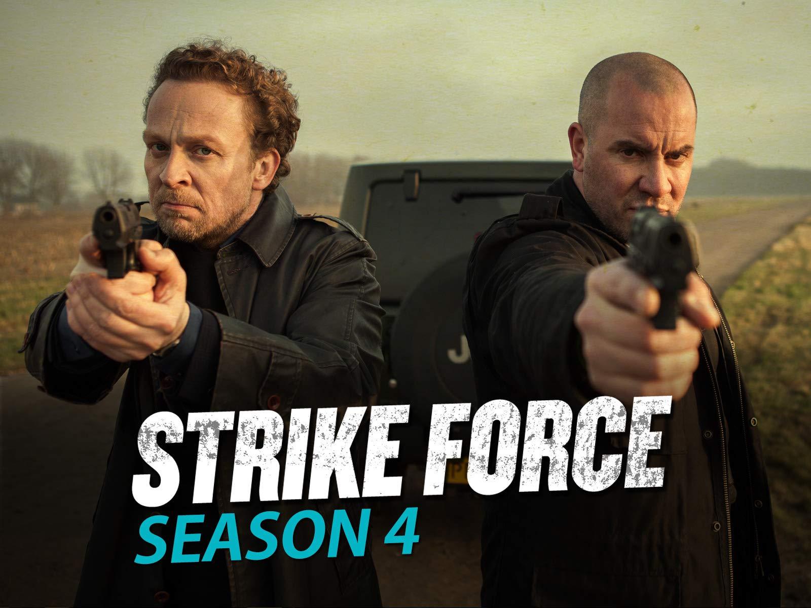 Strike Force on Amazon Prime Instant Video UK