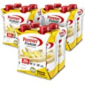 48-Count Premier Protein 30g Protein Shake (Bananas & Cream)