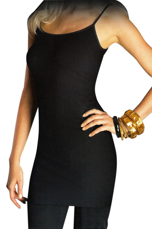 OROBLU Dolcevita Kleid mit Spaghettiträger Dress Unterkleid online bestellen