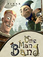 One Man Band - Pixar Short