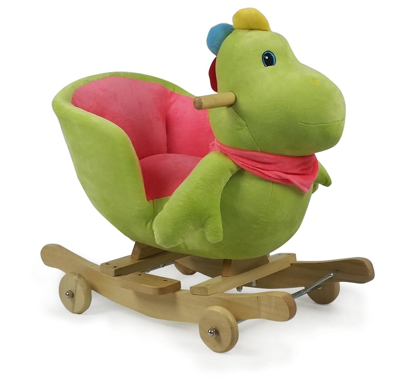 Toddlers Rocking Dinosaur Animal