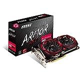 MSI Gaming Radeon RX 580 ARMOR MK2 8G OC Graphics Card (RX 580 ARMOR MK2 8G)