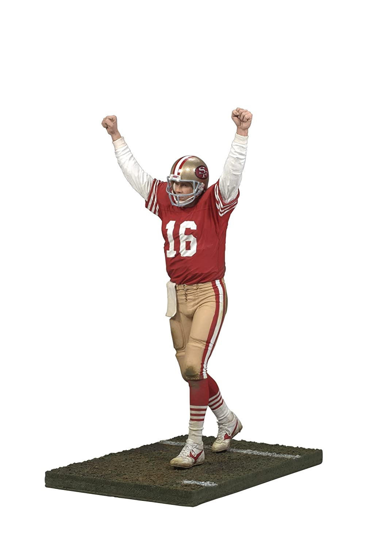 McFarlane Toys – NFL Football Legends série 4 figurine Joe Montana 15 cm online bestellen
