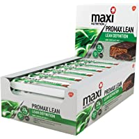 12-Pack MaxiNutrition Promax Lean Definition Chocolate Bars