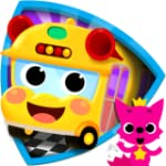 PINKFONG Car Town: Wheels on the bus...