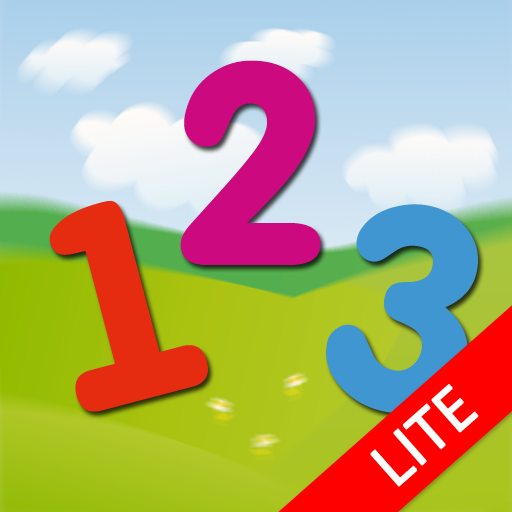 Math and numbers for kids lite