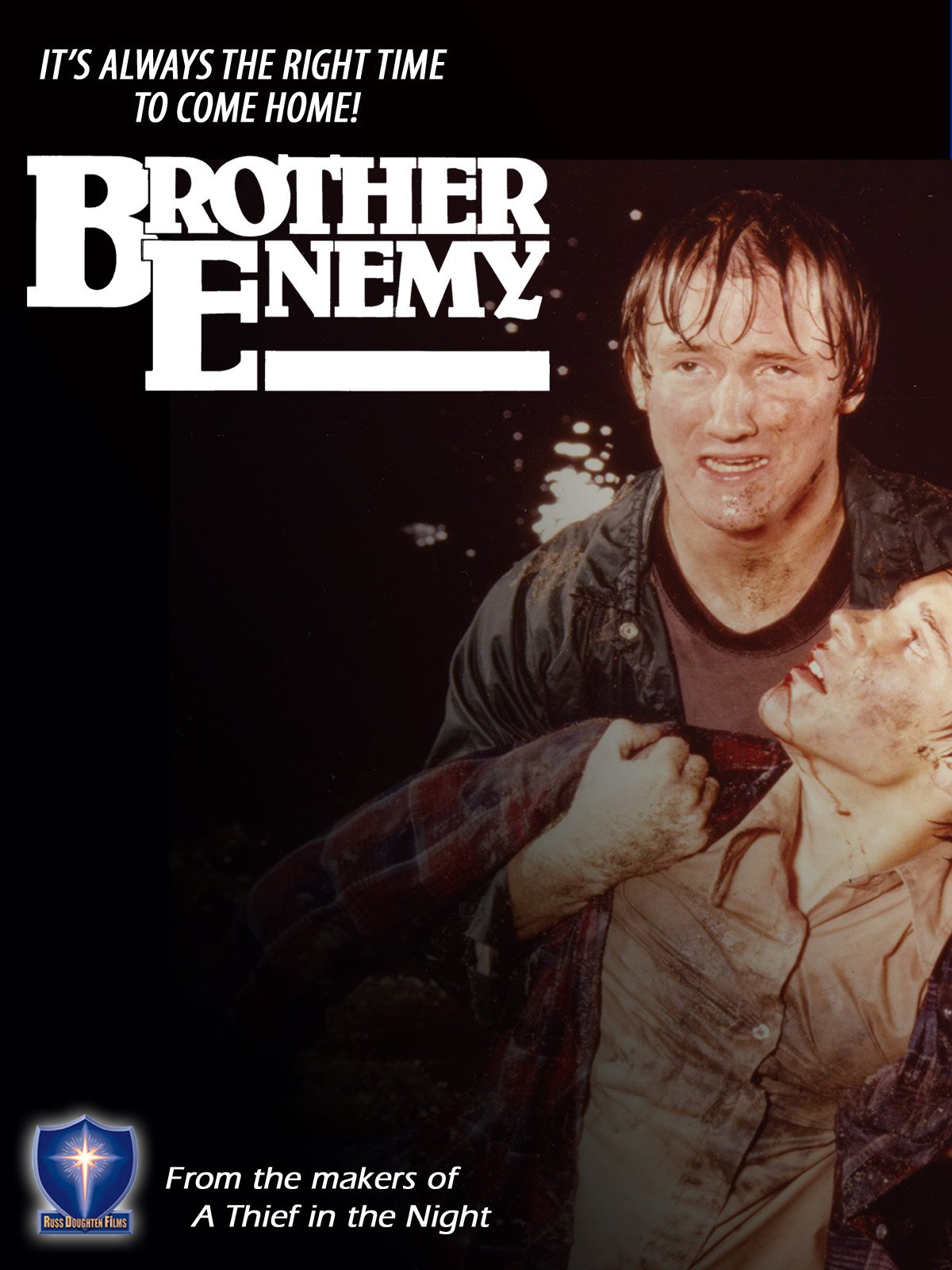 Brother Enemy on Amazon Prime Instant Video UK