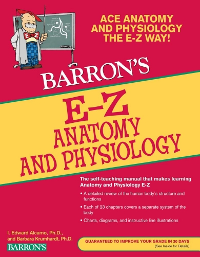 ez-anatomy-and-physiology-3rd-edition-barrons-e-z-series