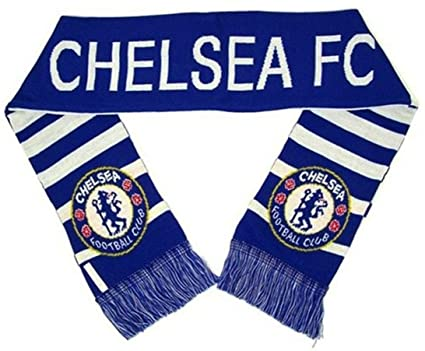Bar Chelsea Chelsea fc 2014 Bar Scarf