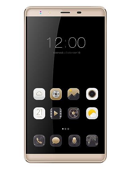 Leagoo Shark 1 4G LTE 2.5D Ecran 6.0Pouces FHD Android 5.1 3Go 16Go 64bit MTK6753 Octa Core 13.0MP Touch ID Téléphone Mobile