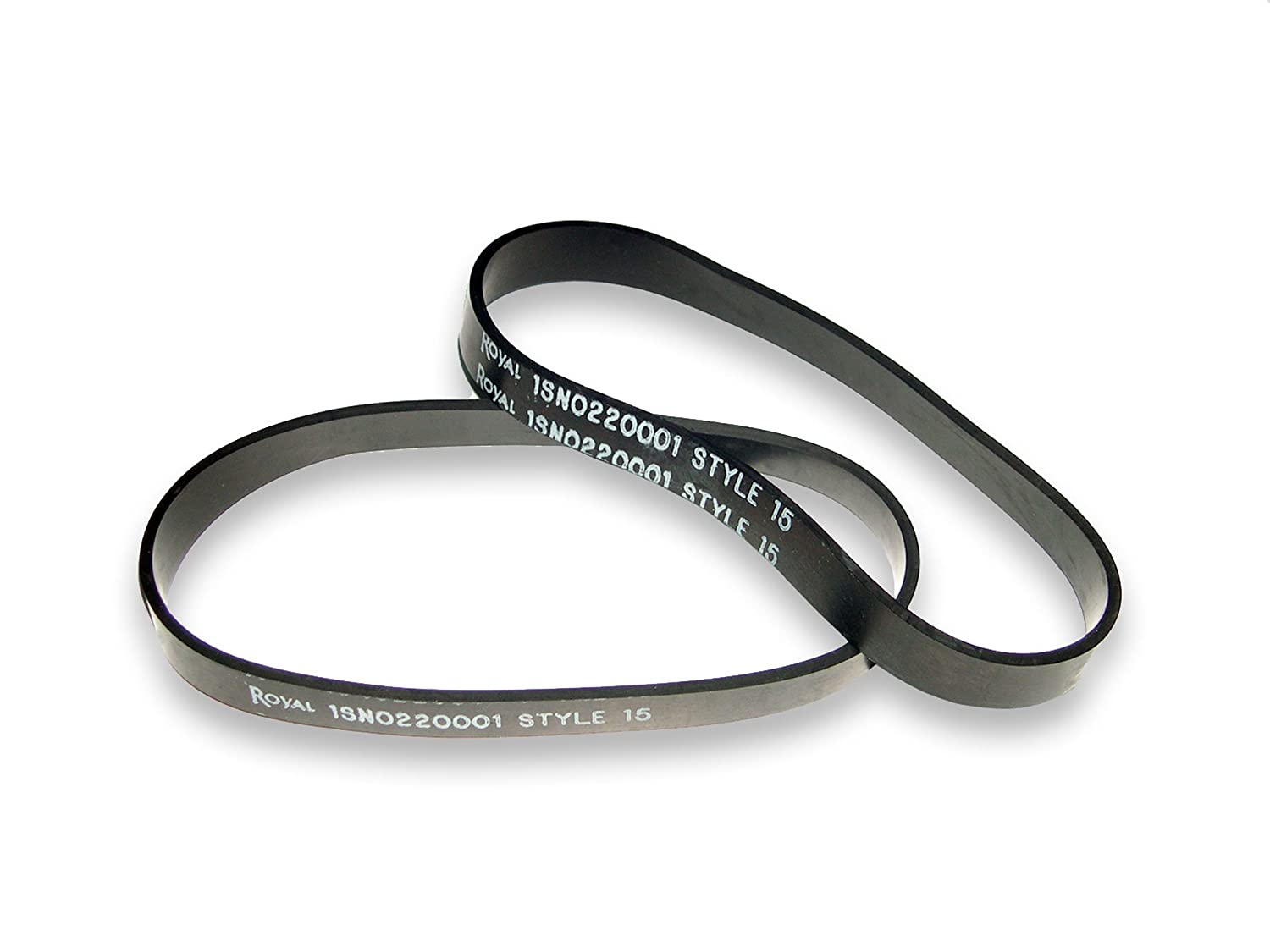 Dirt Devil Style 15 Vacuum Belts (2-Pack), 3SN0220001 at Sears.com