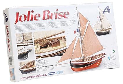 Maquette en bois - Jolie brise