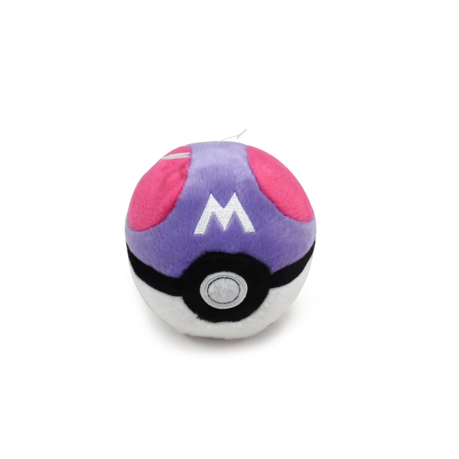 Poke Ball Pokemon Plush