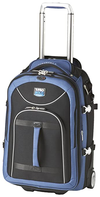 Travelpro Luggage T-Pro Bold 22 Inch Expandable Rollaboard Bag