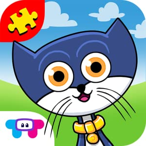 Kids Puzzles - Joyo the Animals Explorer from TabTale LTD