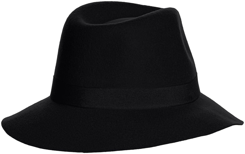 (アミウ)AMIW HAT 25356042 010 ブラック FREE : 服&ファッション小物通販 | Amazon.co.jp