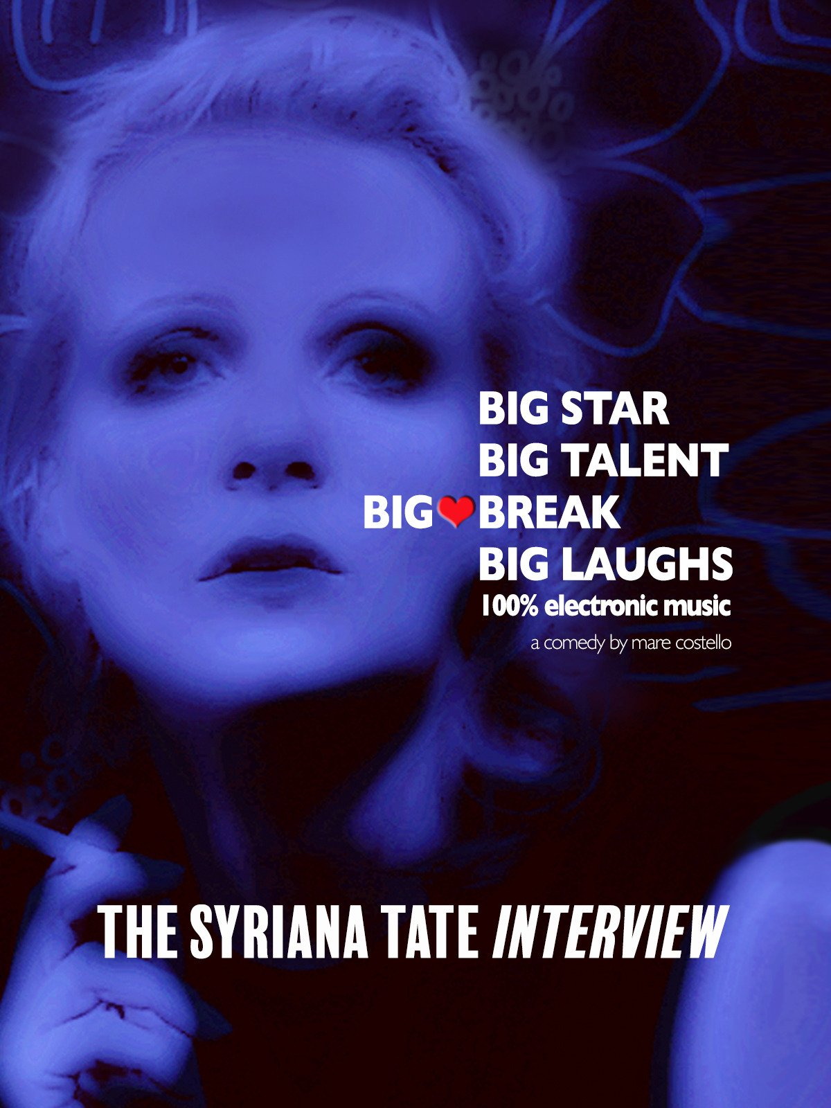 The Syriana Tate Interview on Amazon Prime Instant Video UK