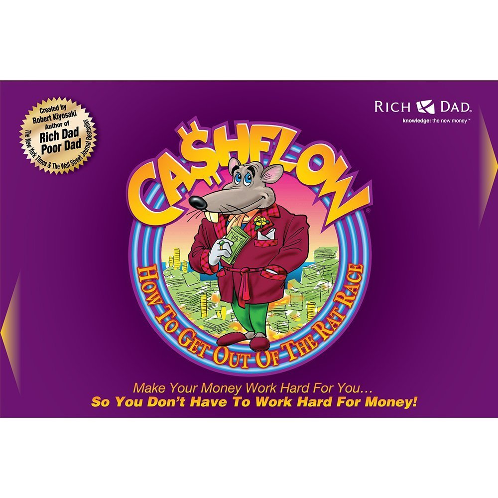 review of cashflow board game
