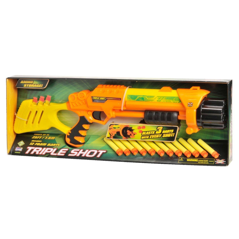 Lanard Triple Shot Shotgun Softdart-Blaster günstig bestellen