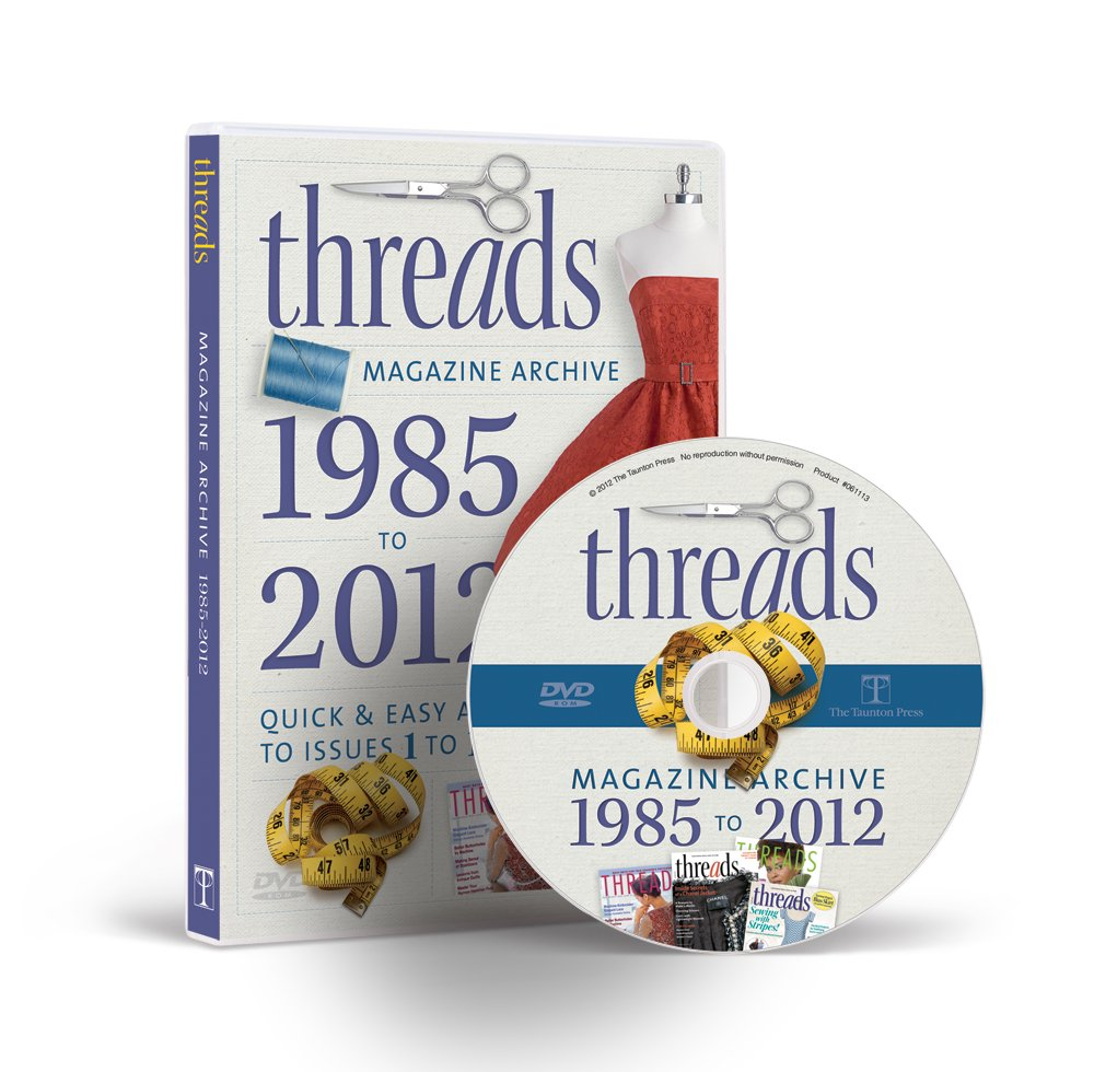 Threads Magazine Archive DVD