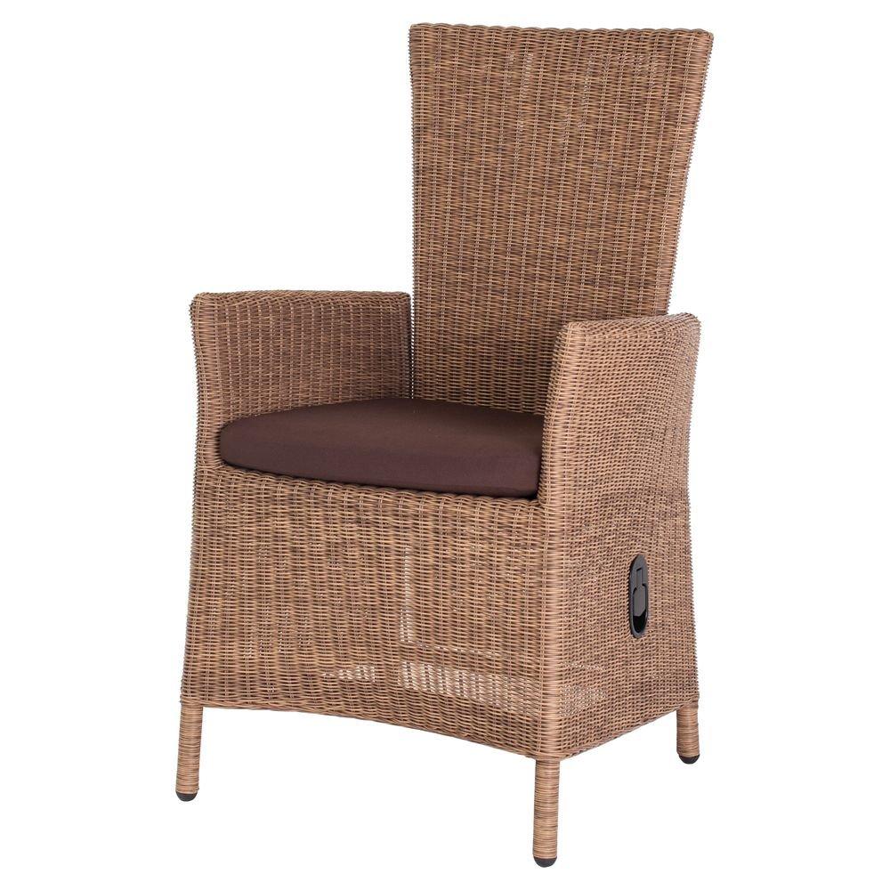 Sessel Sortino Farbe: Natur antik / Braun bestellen