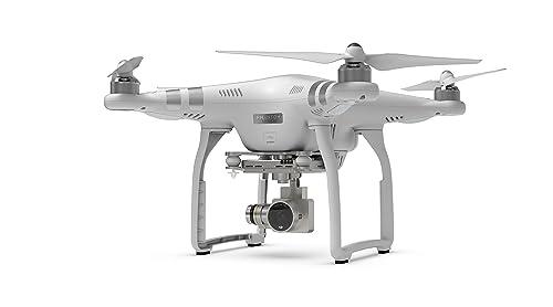 DJI Phantom-3 Advanced, Quadcopter Drone featuring 1080p HD Camera
